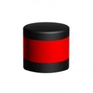 SG-TL70-R - Modułowa kolumna sygnalizacyjna, segment koloru (czerwony)  – 92213