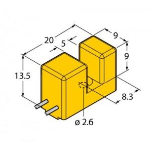 SI5-K09-Y1 – Czujnik indukcyjny – 10075