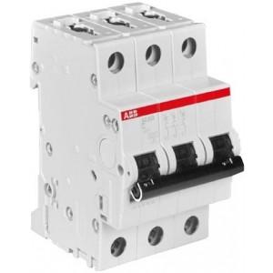2CDS253025R0634 - Miniaturowy wyłącznik nadmiarowo-prądowy SZ203-C63
